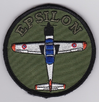 French Air Force ALA Patch Trg EPAA 315 Epsilon TM 30 Trainer