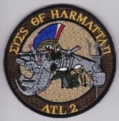 French Naval Aviation Aeronavale Patch 23 F Flotille Harmattan