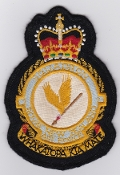 RNZAF Patch Sqn Royal New Zealand Air Force 2 Squadron Crest