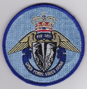 RDAF Patch Royal Danish Air Force Skrydstrup Wing 727 730 F 16