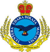RMAF Patches Royal Malaysian Air Force