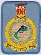 Jamaica JDFAW Patch Air Wing Jamaican Defence Force Crest
