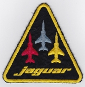 Ecuador Patch Ecuadorian Air Force FAE 2111 Esc Sqn Jaguar Lge