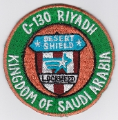 RSAF Patch Tech Royal Saudi Air Force C 130 Maintenance Riyadh b