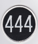 RCAF Patch Sqn Royal Canadian Air Force 444 Squadron THS Germany