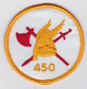 RCAF Patch Sqn Royal Canadian Air Force 450 Helicopter Squadron