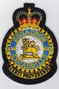 RCAF Patch Sqn Royal Canadian Air Force 435 Squadron Escadrille