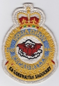 RCAF Patch Sqn Royal Canadian Air Force 440 Squadron Escadrille