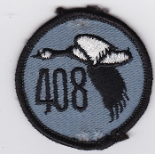 RCAF Patch Sqn Royal Canadian Air Force 408 Sqn Escadrille Small