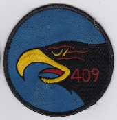 RCAF Patch Sqn Royal Canadian Air Force 409 TFS Squadron Hornet