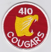 RCAF Patch Sqn Royal Canadian Air Force 410 TF OT Squadron CF18