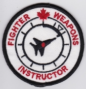 RCAF Patch Sqn Royal Canadian Air Force 410 TF OT Squadron FWI