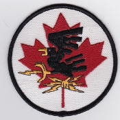 RCAF Patch Sqn Royal Canadian Air Force 414 Composite Sqn EW