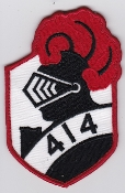 RCAF Patch Sqn Royal Canadian Air Force 414  Combat Support Sqn