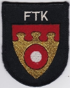 RDAF Patch Station Royal Danish Air Force Tactical Air Command
