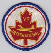 RCAF Patch Sqn Royal Canadian Air Force 407 Sqn VP International