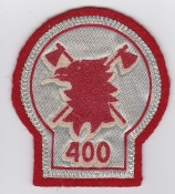 RCAF Patch Sqn Royal Canadian Air Force 400 Fighter Squadron 50s