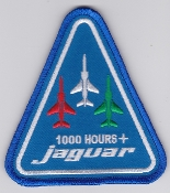 RAFO Patch Sqn Royal Air Force Of Oman 8 Squadron Jaguar 1000 H