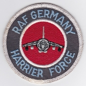 RAF Patch a 4 Squadron Royal Air Force Harrier GR 3 f HFG a