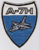 Greek Patch Hellenic Air Force 336 Mira Bomb Squadron A 7