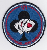 Spanish Patch Air Force Ejercito Del Aire 121 Esc Squadron F 4