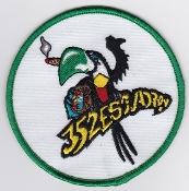 Spanish Patch Air Force Ejercito Del Aire 352 Esc Squadron C 295