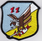 ROCAF Patch Republic Of China Air Force 22 Tac Fighter Group F16