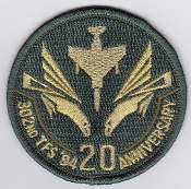 JASDF Patch Sqn Japan Air Self Defence Force 302 TFS F4 Phantom