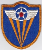 US Army Air Force Patch United States 4 AAF 1941 Air Defence