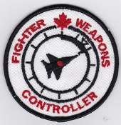 RCAF Patch Sqn Royal Canadian Air Force 410 TF OT Squadron FWC