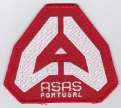 Portuguese Air Force Patch Forca Aerea Portuguesa FAP ASAS Team