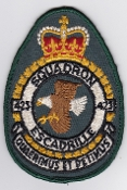 RCAF Patch Sqn Royal Canadian Air Force 423 Squadron Escadrille