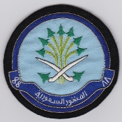 RSAF Patch Display Royal Saudi Air Force 88 Squadron Saudi Hawks