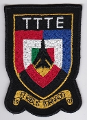 RAF OEU Type Training Patches