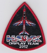 RAF Display Team Patches