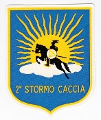 Italian Sticker Patch Air Force Aeronautica Militare AM Stormo 2