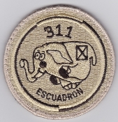 Spanish Patch Air Force Ejercito Del Aire 311 Esc Squadron C 130