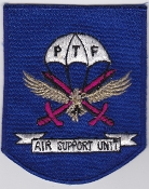 RAAF Patch Tng Royal Australian Air Force Parachute Training Flt