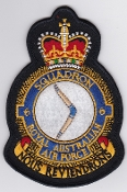 RAAF Patch Sqn Royal Australian Air Force 6 Squadron Crest 1980s