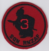RNZAF Patch Sqn Royal New Zealand Air Force 3 Squadron Ops UH 1