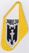 German Air Force Patch 33 Jabog F 104 Starfighter 1 Headquarters