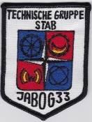 German Air Force Patch 33 Jabog F 104 Starfighter 5 Tech Group b