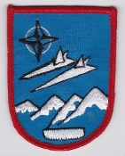 German Air Force Patch 34 Jabog F 104 Starfighter 1 b