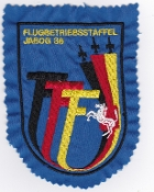 German Air Force Patch 36 Jabog F 104 Starfighter 5 Fly Gp F S