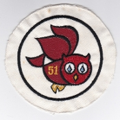 German Air Force Patch 51 AG Reconnaissance F 104 Starfighter b
