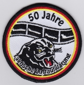 German Air Force Patch 51 AG Tornado 4 Reconnaissance Wg 50 Year