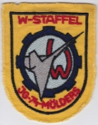 German Air Force Patch 74 JG F 104 Starfighter 8 Tech Grp W Stff
