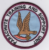 RNZAF Patch Unit Royal New Zealand Air Force Parachute Training
