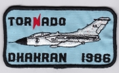 RSAF Patch da Sqn Royal Saudi Air Force 7 Squadron Tornado OCU