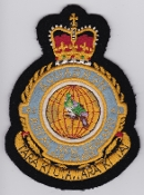RNZAF Patch Sqn Royal New Zealand Air Force 42 Squadron Crest EB